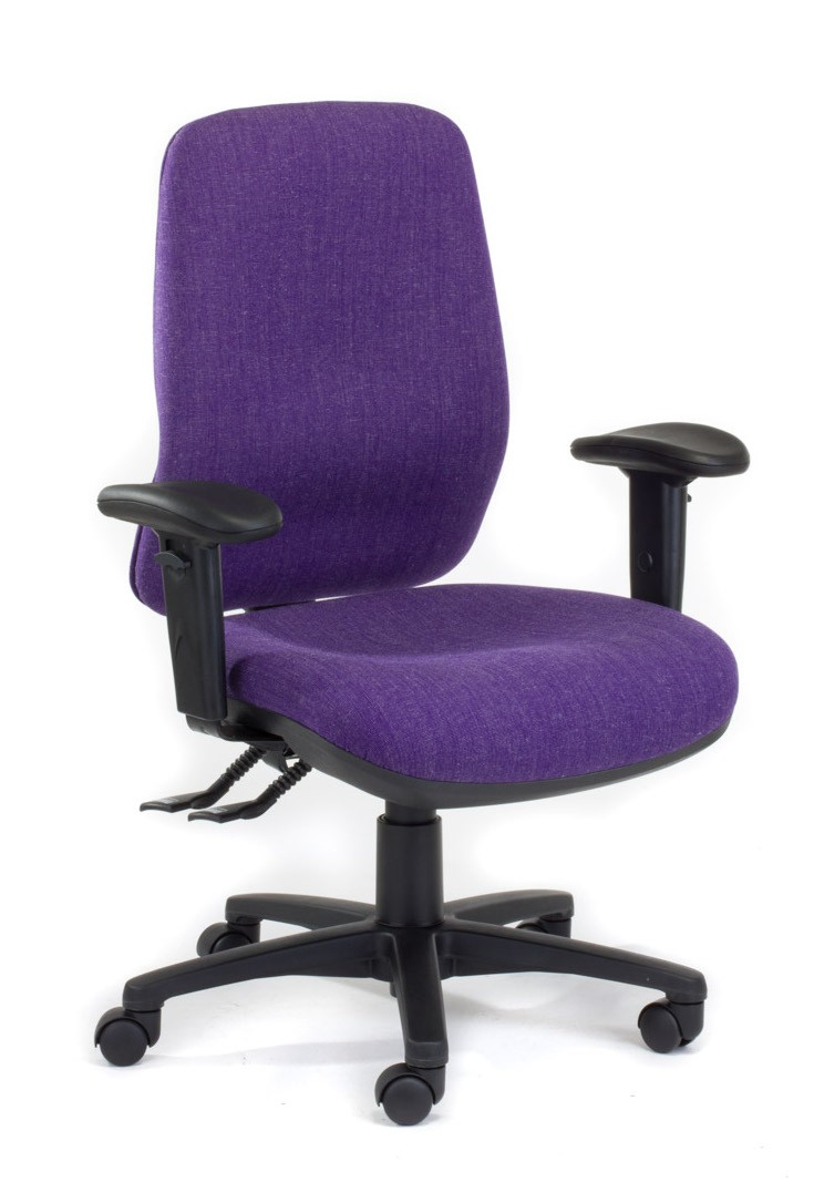 Formline Heavy Duty High Back Office Furniture Desk Chairs Task Seating