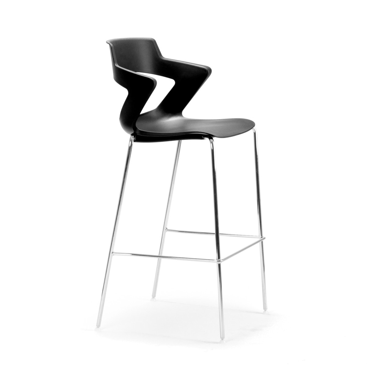Zen Barstool Office Furniture Desk Chairs Task Seating