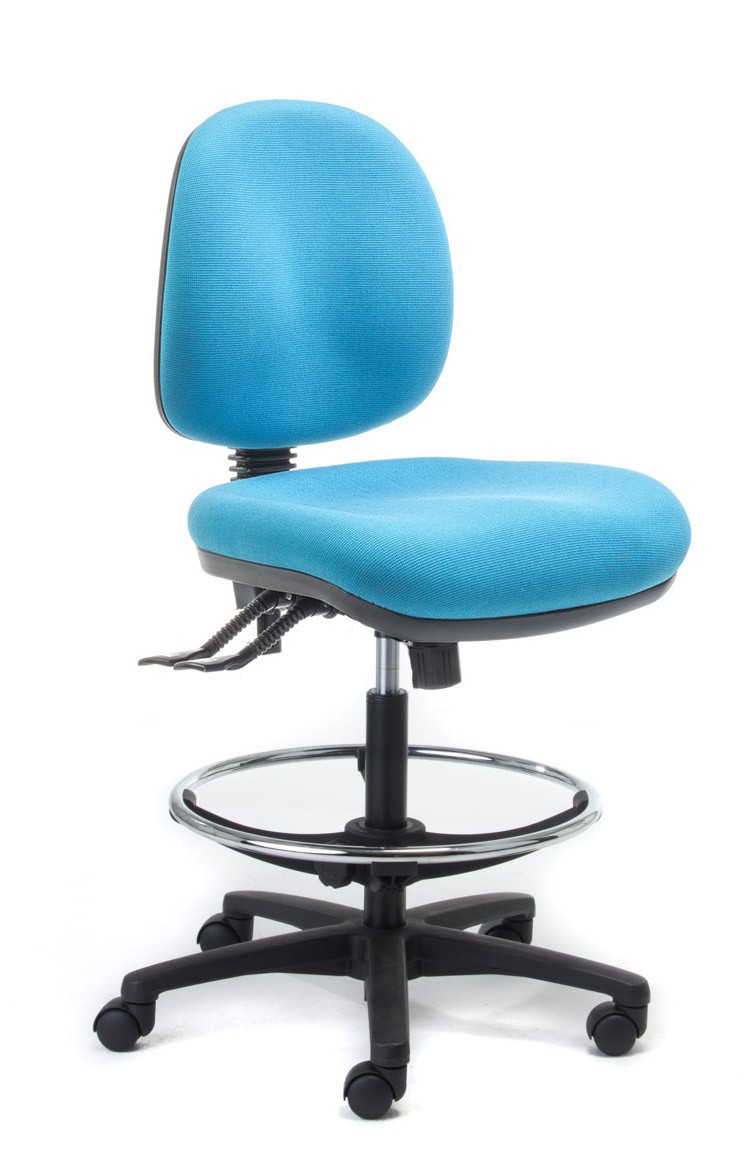 Delta Drafter Office Furniture Desk Chairs Task Seating