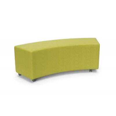 Flow Curve: Modular Soft Seating
