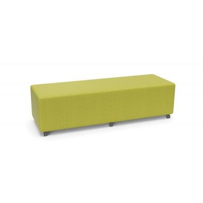 Flow Straight: Modular Soft Seating