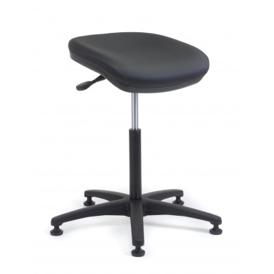 Perching Stool with Grip-tech